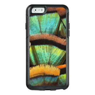 Oscillated Turkey feathers OtterBox iPhone 6/6s Case