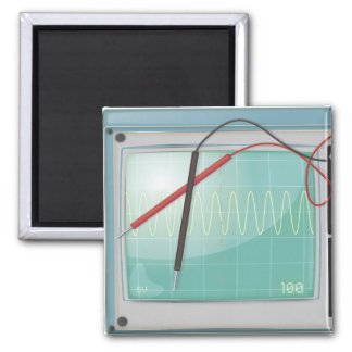 Oscilloscope Magnet