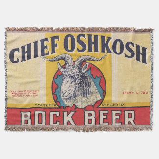 oshkosh throw blanket