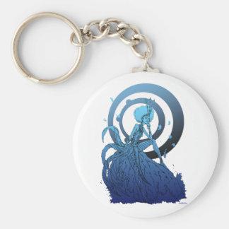 Oshun 001B Keychain