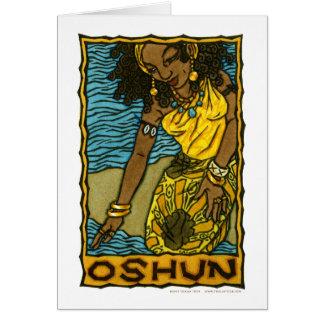 Oshun Card