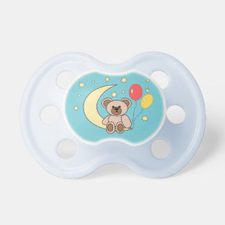 osito and moon pacifier