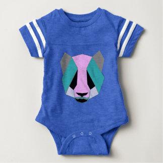 Osito pnada baby bodysuit