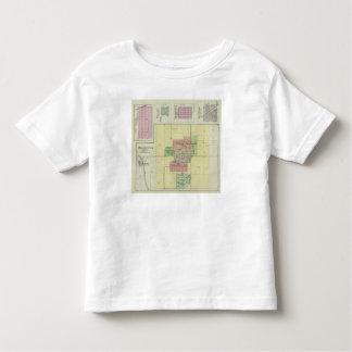 Oskaloosa, Lea Walk, and Bonanza, Kansas Toddler T-shirt