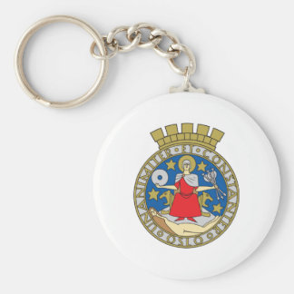 Oslo Coat Of Arms Keychain