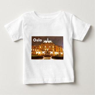 Oslo, Norway at night Baby T-Shirt