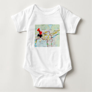 Oslo, Norway Baby Bodysuit
