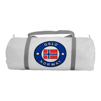Oslo Norway Gym Bag