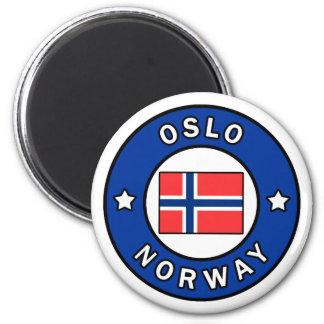 Oslo Norway Magnet