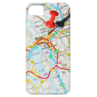 Oslo, Norway, Scandinavia Case For The iPhone 5
