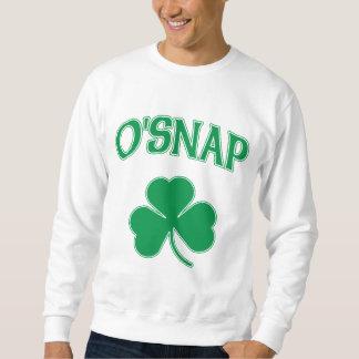 O'Snap Shamrock Sweatshirt