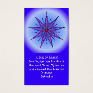 OSonofBeing Business Card