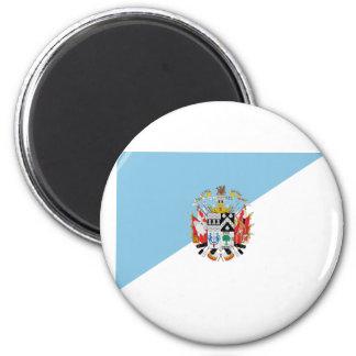 Osorno, Chile 2 Inch Round Magnet