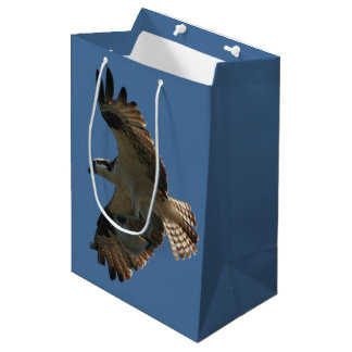 Osprey Bird Fish Wildlife Animals Gift Bag