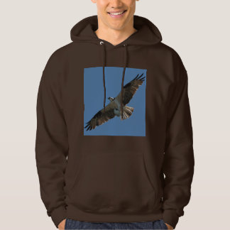 Osprey Bird Fish Wildlife Flying Sweatshirt