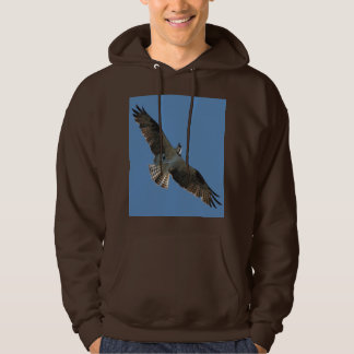 Osprey Bird Fish Wildlife Flying Sweatshirt