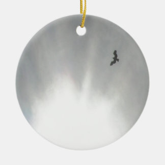 Osprey Ceramic Ornament