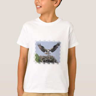 Osprey Nest Children's T-Shirt