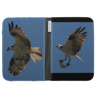 Osprey Raptor Bird Wildlife Animals Wetlands Kindle Keyboard Covers
