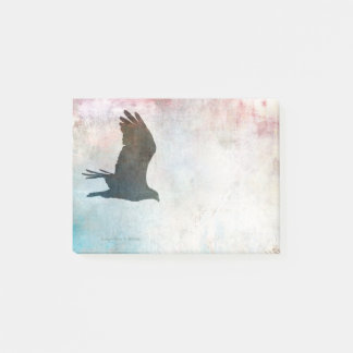 Osprey Silhouette Post-It Notes