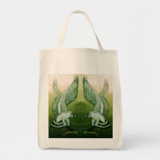 Ospreys Grocery Tote in Natural
