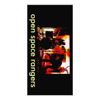 OSR Photo Card - Open Space Rangers #1