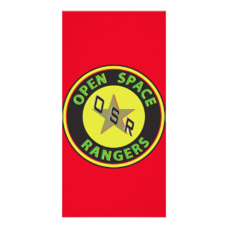 OSR Photo Card - OSR Open Space Rangers #4