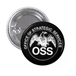 OSS lapel button