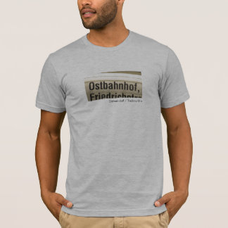 Ostbahnhof/Techno mix T-Shirt