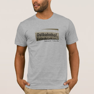 Ostbahnhof / Techno Mix T-Shirt