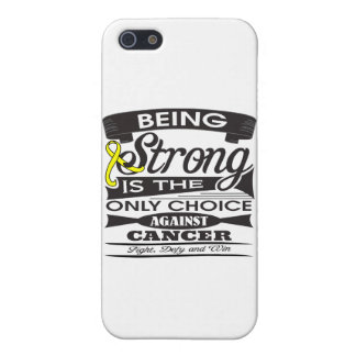 Osteosarcoma Strong is The Only Choice Cover For iPhone 5/5S