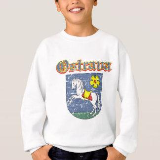 ostrava coart of arm sweatshirt