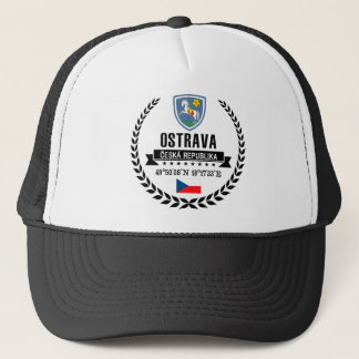 Ostrava Trucker Hat