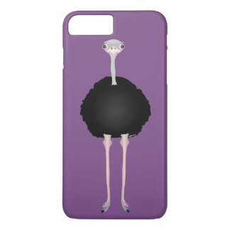 Ostrich Apple iPhone 7 Plus, Barely There Case