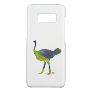 Ostrich art Case-Mate samsung galaxy s8 case