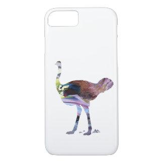 Ostrich art iPhone 8/7 case