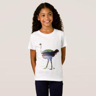 Ostrich art T-Shirt