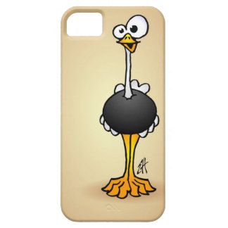 Ostrich Case For The iPhone 5