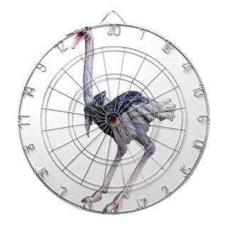 Ostrich Dartboard