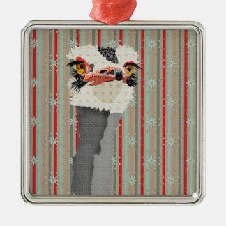 Ostrich II Ornament