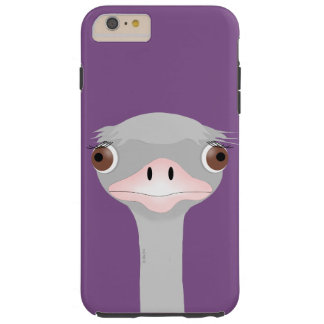 Ostrich iPhone 6/6s Plus, Tough Phone Case