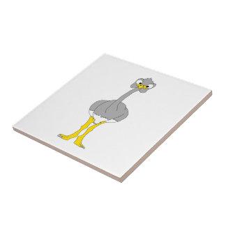 Ostrich Tile