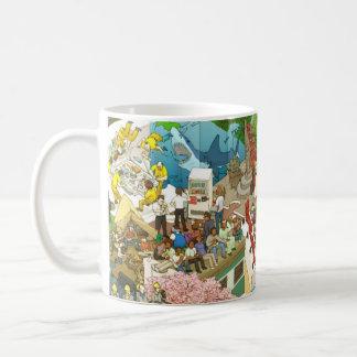 osyokuji_time_mug A Basic White Mug