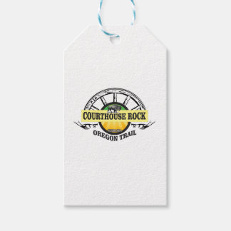 Ot courthouse rock gift tags