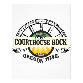 Ot courthouse rock letterhead