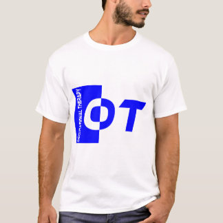 OT royal blue T-Shirt