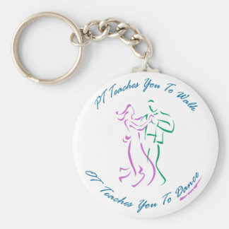 OT Teaches You To Dance Keychain