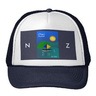 OTAGO PENINSULA DUNEDIN NZ TRUCKER HAT