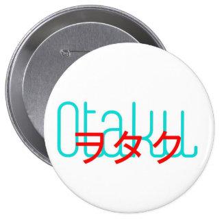 Otaku Button 4in