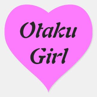 Otaku Girl Sticker